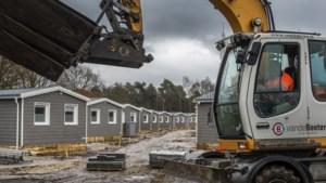 Omwonenden boos dat werkzaamheden om 175 arbeidsmigranten te kunnen huisvesten op Camping Flierenhof in Maasbree al zijn begonnen