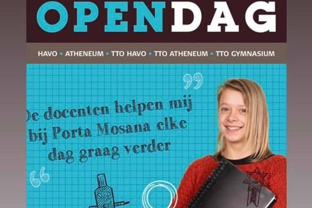 Porta Mosana houdt online open dag en proeflessen voor schoolverlaters