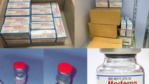 Een coronavaccin kopen op het web? Niet heel erg gezond