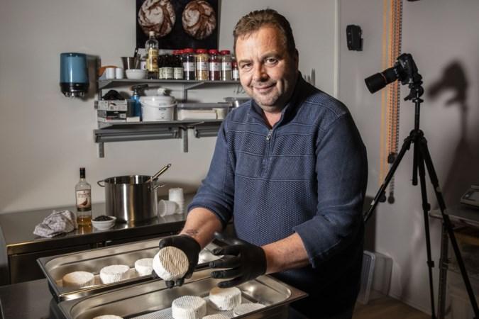 Inkomsten kwijt door corona? Leon uit Herkenbosch sloeg aan het kaas maken en kan de vraag niet bijbenen