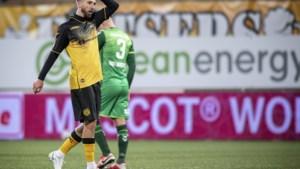 Roda JC krijgt hetzelfde lesje van dezelfde tegenstander