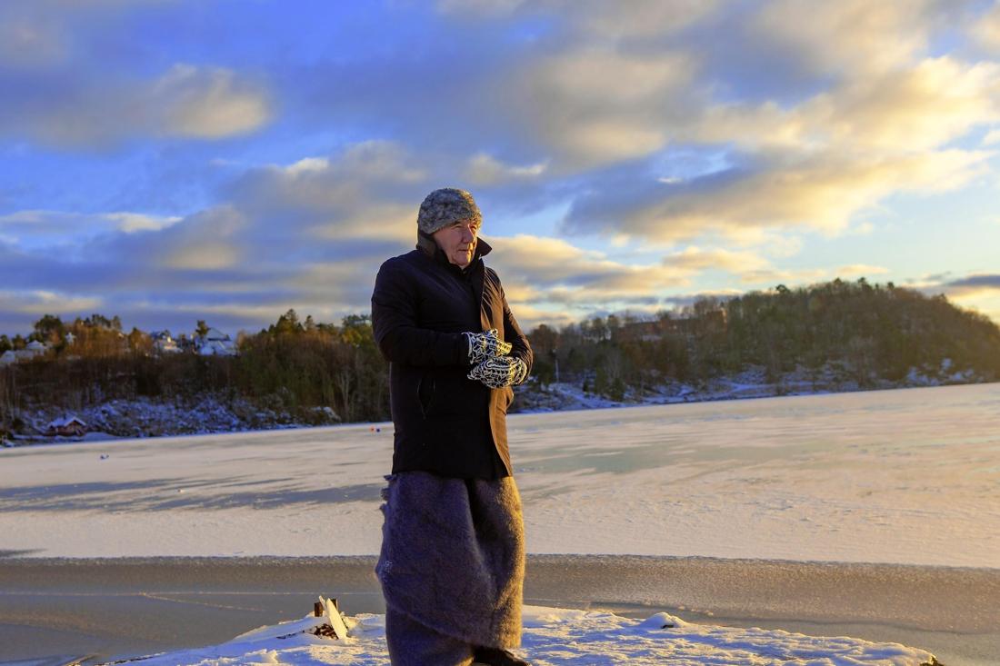 Kees Verkerk en de ijzige stilte in een Noors paradijs