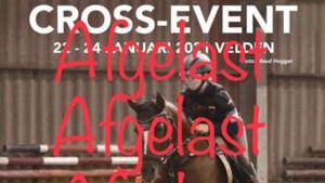 Paardensportevenementen Zeldenrust afgelast vanwege lockdown