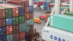 Export in november weer nagenoeg gelijk aan het niveau van voor de crisis