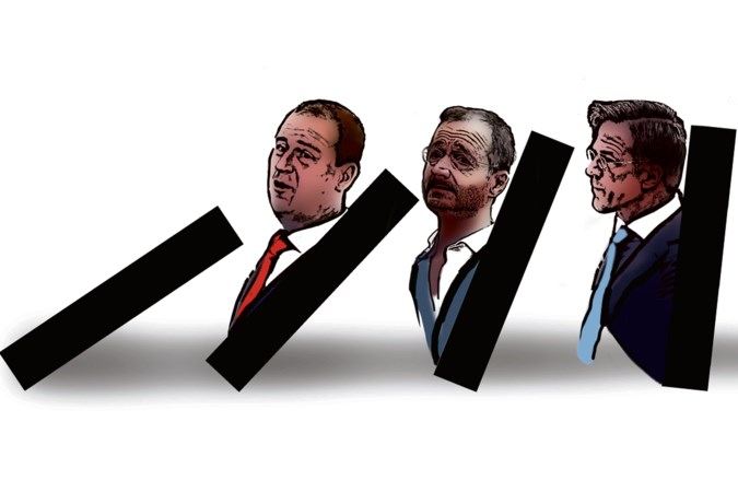 Domino-effect dreigt voor kabinet-Rutte na vertrek PvdA-lijsttrekker Asscher