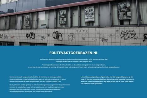 Na kort geding verliest 'foute vastgoedbaas' Jos van de Mortel ook bodemprocedure over 'smaadsite'; SP haalt uitlatingen wel offline