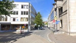 Raadhuisstraat in Heerlen enkele weken afgesloten wegens verplaatsing gasstation