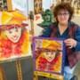 Alternatieve vastelaovesposter van kunstenares uit Limbricht een dikke hit: al meer dan tweeduizend exemplaren vergeven