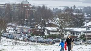Sneeuwfront trekt zaterdagavond over Limburg
