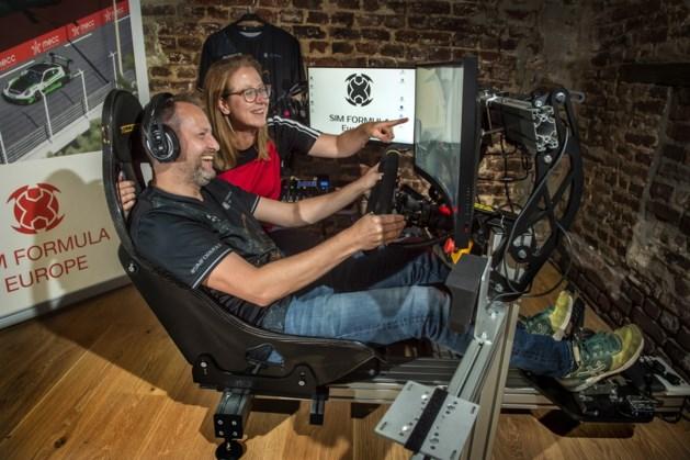 Geen Interclassics, wel een simracing Grand Prix op het virtuele circuit van Zandvoort vanuit het Mecc