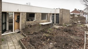 Sloop seniorenwoningen in Roermondse wijk Vrijveld begonnen