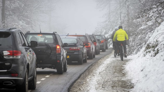 Verenigingen en grondeigenaren gaan Vaals helpen om parkeerchaos te voorkomen