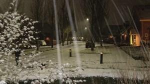 Politie en Rijkswaterstaat waarschuwen voor gladheid door sneeuwresten en ijzel