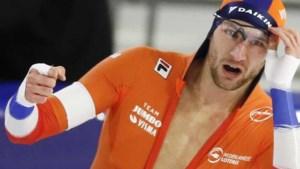 Ook Thomas Krol pakt Europese schaatstitel in Thialf