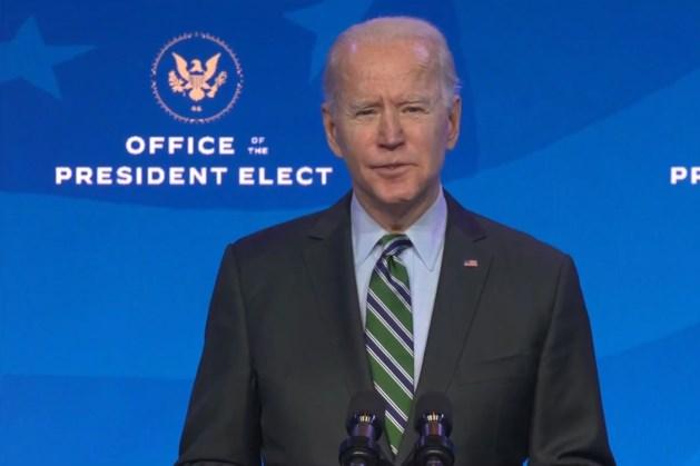 'Biden wil vanaf dag één aantal besluiten Trump ongedaan maken'