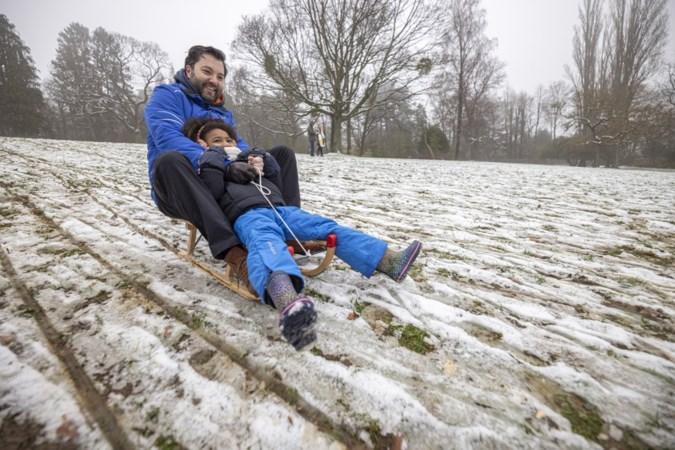 Winter zonder sneeuw wordt het 'nieuwe normaal': Is dit de laatste generatie kinderen die heeft kunnen sleeën?