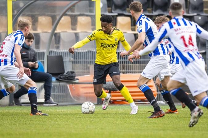 VVV ziet Heerenveen in slotfase nog langszij komen