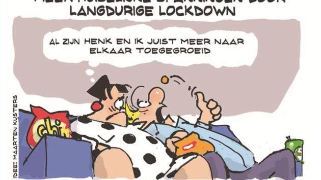 Toos & Henk - 18 januari 2021