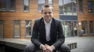 Nieuwe Leudalse wethouder Michel Graef (32) is niet zo snel meer onder de indruk: 'Ik heb voor hetere vuren gestaan'
