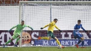 Weer winst buitenshuis en eindelijk een keer de nul voor Fortuna: 'Zo machteloos heb ik me alleen tegen Ajax gevoeld'