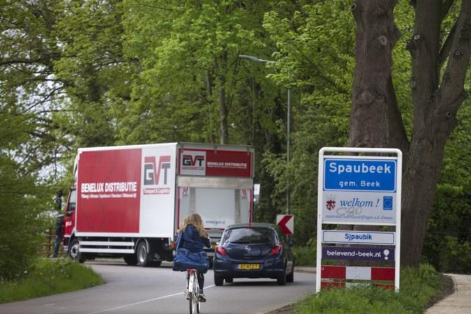 Advies Veilig Verkeer Nederland: verlaag snelheid op 'racebaan' Spaubeek
