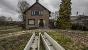 Werk rond het vroegere huis van 'Tante Wies' bij Alfa-brouwerij in Thull ligt stil door bezwaren