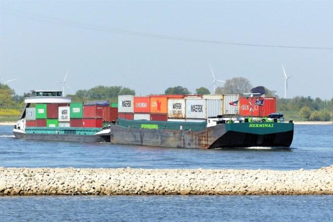 Meer capaciteit containervaart Rotterdam-Limburg: dankzij de 'Limburg Express' minder vrachtverkeer op de weg