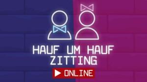 CV de Waterratte wil 'Sjin' verbinden met online 'Hauf um Hauf Zitting'