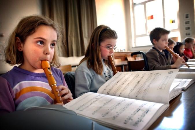 Professionele muziekles op basisschool moet leiden tot nieuwe leden bij verenigingen