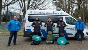 Hunkering naar fysieke prikkel leidt bij Limburgse voetbalvrienden tot wild wandelavontuur