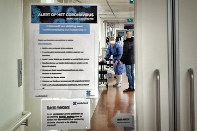 Opnieuw minder corona-opnames in Limburgse ziekenhuizen, maar druk op ic's blijft groot