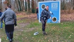 Voetbalclub Helden komt met alternatief tijdens lockdown: Voetgolfpark Kerkeböske
