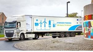 'Groen' rijden met bus en truck, en een waterstoftank voor thuis