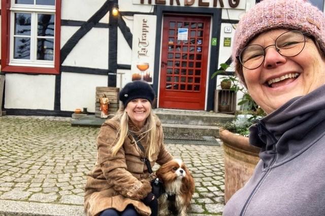 31 dagen wandelen met ondernemers door het Heuvelland: Loslaten en verbinden