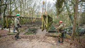 Genie renoveert 'eigen' brug op terrein van Oorlogsmuseum Overloon