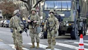 'Bewakers inauguratie Biden weg om banden militie'