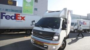 FedEx zet het mes in Europese tak: 5500 tot 6300 banen verdwijnen