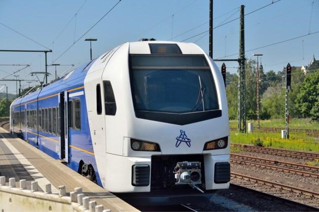 Laatste trein tussen Heerlen en Aken wordt een week lang uit de dienstregeling gehaald