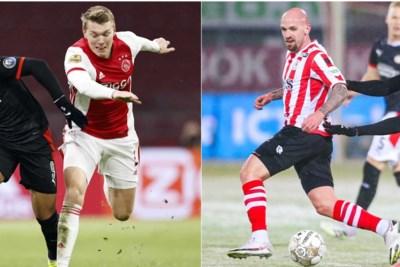 Vallen en opstaan: Limburgse eredivisievoetballers maken een lastig seizoen mee