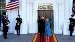 Trump laat briefje achter in Witte Huis voor Biden