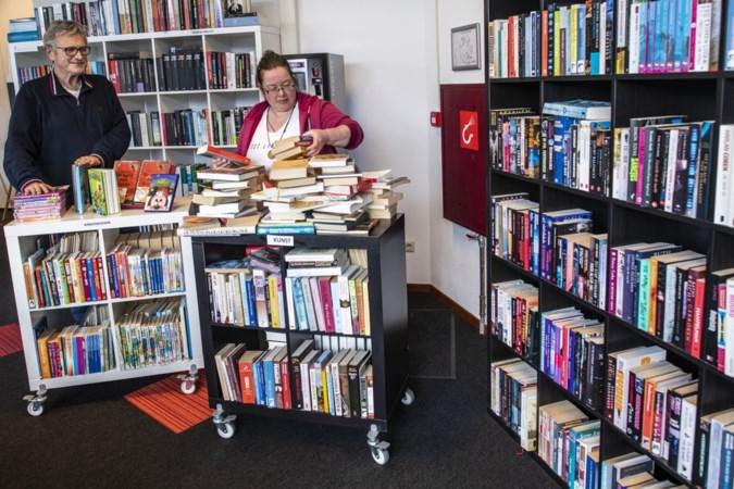 De 'open boekenkast' neemt rol van bibliotheek nu volledig over in Elsloo