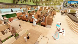Video: Zo komt de nieuwe Dadawan met robots als serveerders in het Kerkraadse Leisure Dome eruit te zien