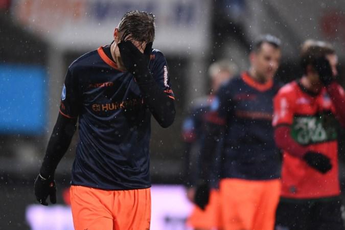 Pijnlijke nederlaag voor Fortuna, NEC bekert door na slijtageslag