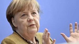 Merkel: begrip voor avondklok in Nederland, sluiten grenzen op tafel