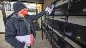 Huis-aan-huispamfletten in Heerlen en meldpunt in Brunssum om slachtoffers van de toeslagenaffaire te vinden