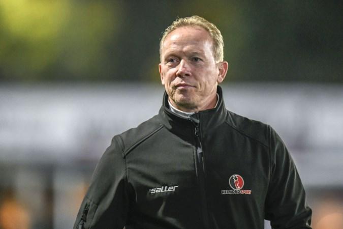 Helmond Sport-trainer Wil Boessen: 'We zijn uit de modder gekropen'
