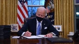 Deze besluiten van Trump draait Biden direct terug