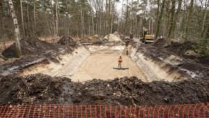 Aanleg van waterreservoir bij Rothenbach