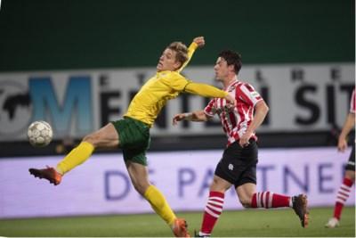 Fortunees Zian Flemming scoorde deze week al tegen twee oude clubs en wil dat nu ook tegen Ajax doen