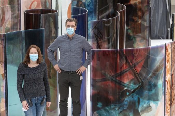 Met welke mutant van het virus hebben we te doen? Puzzelen met 30.000 stukjes